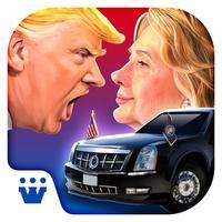 Race to White House - 2020 - Trump vs Hillary