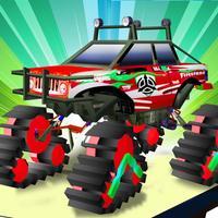 Monster Truck Drift - 3D Stunt