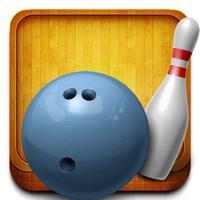 Fire Bowling Balls. Bowlers Ultimate Power Swipe Challenge