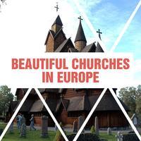 Beautiful Churches In Europe