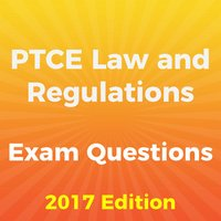 PTCE Law and Regulations Exam Questions 2017