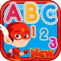 SuperHERO Alphabet FlashCards