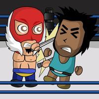 Wrestle-ing Ring Rumble Jump Night