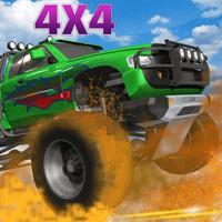 Monster Truck Climb racing