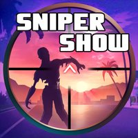 SNIPER: 3D Zombie Hunting Game