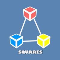 Squares 3Match puzzle Game