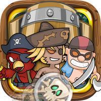 Finding The Shuffle Ball & Hidden Pirates Games