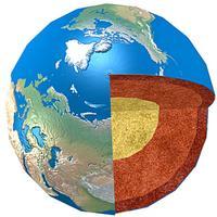 VR Interior View Earth