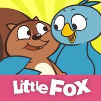 Bird and Kip - Little Fox Storybook