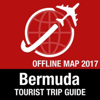 Bermuda Tourist Guide + Offline Map