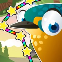 Kid's Birds Dot-to-Dot