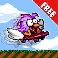 Skate Bird - The Adventure of a Flappy Tiny Bird