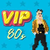 Very Iconic Pixels - 80s Quiz