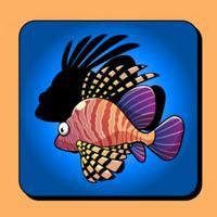 Preschool learning sea fish