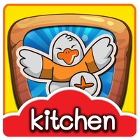 Learn English Vocabulary daily: kitchen : free learning Education for kids easy