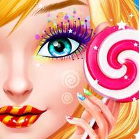 Top Model Candy Makeup