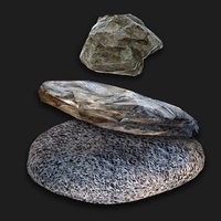 Rock Zen-App for Meditation-Stone Stacking Puzzle