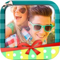 Birthday frames for photos - collage and image editor