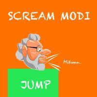Modi Scream Jump