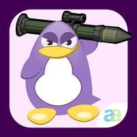 Bazooka Penguin - Shoot the tree