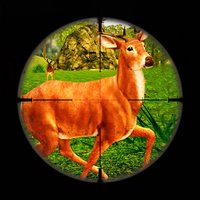 Deer Hunting Game 2016 : Sniper Kill Animals Free