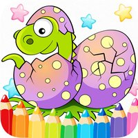 123 dinosaur coloring pages : all in one dino coloring book for kids