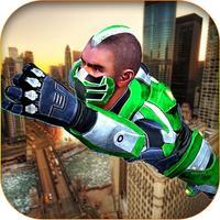 Flying Super Hero Adventure 3D