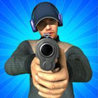 Shooting Range 3D - Free police shooting games!