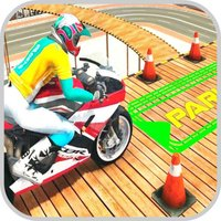 Park Like a Boss: Motorcycle R