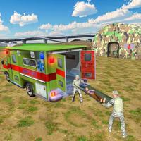Army Ambulance Rescue Sim