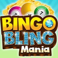A Bingo Bling Mania Diamond Jewels Madness Gems Cards Saga Free Games