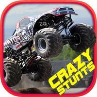 4x4 Monster Truck Crazy Stunts 3D