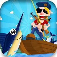 钓鱼达人-深海捕鱼挑战游戏