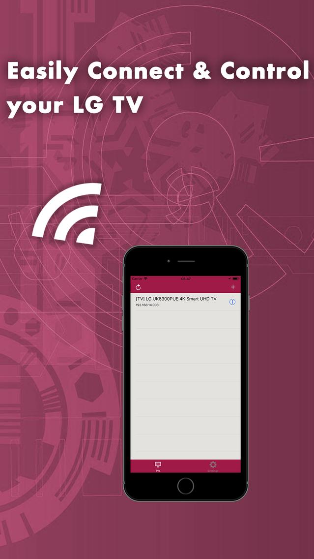 Lg tv remote download app   Download Remote for LG TV App