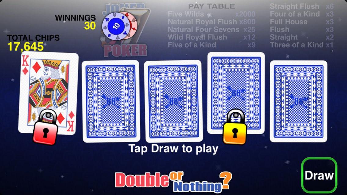 Joker Poker 88 App For Iphone Free Download Joker Poker 88 For Ipad Iphone At Apppure