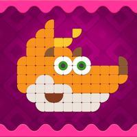 Tim the Fox - Mosaic