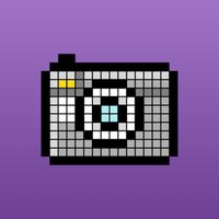 PixPic - funny, cute pixel stickers for photos