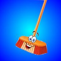 Magic Broom - Tilt To Clean