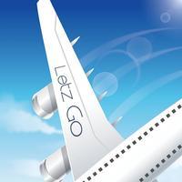 LetzGo Travel Event Countdown