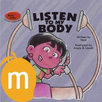 Listen To My Body - Learn Human Anatomy through read along,interactive,Children's Books