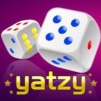 A Yahtzy High Rollers Dice Club