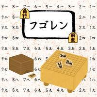将棋の符号練習アプリ-フゴレン