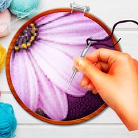 Cross Stitch Easy Time Killer