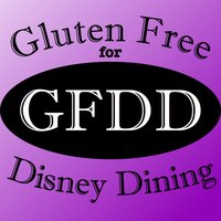 Gluten Free For Disney Dining