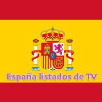 España listados de TV