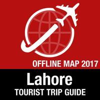 Lahore Tourist Guide + Offline Map