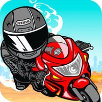 super bike race - The Arcade Creative Game Edition