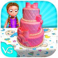 Baby Shower Party Cake Maker - Real Cake Designer