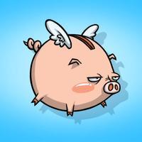 Pork Chop's Savings Challenge