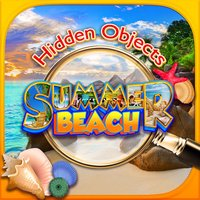 Hidden Objects Summer Beach